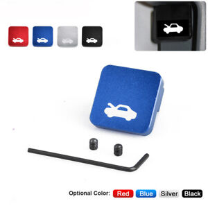 Hood Release Latch Handle Repair Kit Blue for Honda Civic Ridgeline Element CR-V