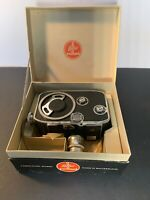 Vintage Bolex Paillard B8L Cine Camera - Made In Switzerland