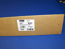 Hoffman PRA198TP RACK ANGLE 19INCH TAPPED FITS 800MM  - NEW