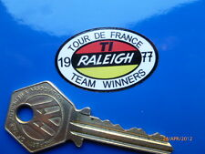 RALEIGH TOUR DE FRANCE 1977 Style Bicycle Sticker Bike Chopper Vintage Classic