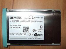 Siemens Simatic S7 6ES7 952-1AL00-0AA00  6ES7952-1AL00-0AA00 2MB Speicherkarte