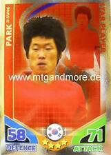 Match Attax World Stars - Park Ji-Sung - Star-Spieler