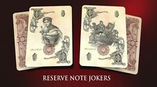 Federal 52 Part 2 Reserve Note Unbranded Playing Cards Deck Brand New Sealed