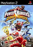 Power Rangers: Dino Thunder (Sony PlayStation 2, 2004) - PS2