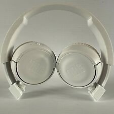 JBL T450 Over The Ear Bluetooth Wireless Foldable Headphones - White - T450BT