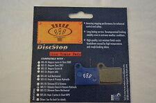 Bbb Disk Brake stop BBS 51 discos balatas
