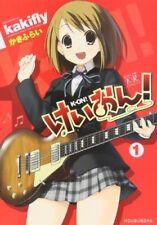 K-On! vol.1 Manga Time Kirara Comics Kakifly from Japan NEW