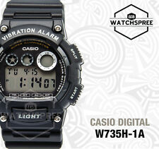 Casio Standard Digital Watch W735H-1A