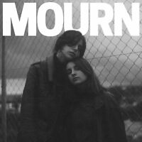 MOURN Mourn (2015) 10-track CD album NEW/SEALED