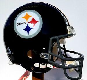 Franco Harris Steiner Sports Signed Pittsburgh Steelers Riddell NFL F/S Helmet