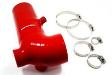 BBM RED Silicone Intake Tube w/ Nose Generator Opening 2013+ Scion FRS BRZ GT86