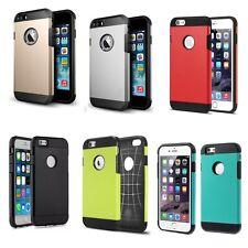 Custodia ARMOR FORI Slim TPU Cover Case Per Apple iPhone 6 4.7 Bumper Back