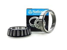 NEW National Rear Wheel Bearing & Race Set HD206 Chevrolet Hino Ford 1981-2014