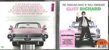 Cliff Richard cd album- The Fabulous Rock 'n' roll Songbook