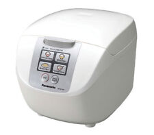 New Panasonic - SR-DF181WST - Rice Cooker - 10 Cups Capacity