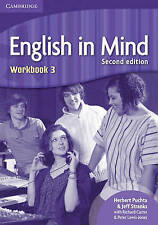 English in Mind Level 3 Workbook by Jeff Stranks, Herbert Puchta (Paperback, 2010)