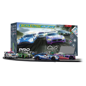 Scalextric C1413 Scalextric ARC PRO Platinum GT Digital Slot Car Set Brand New