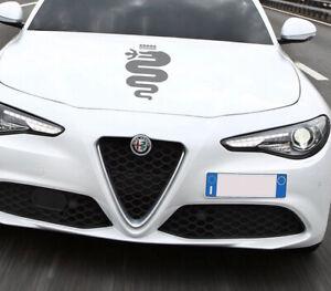 Bonnet Alfa Romeo MiTo Giulia Giulietta 147 156 159 166 Car Tuning Accessories