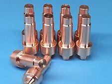 10 x 249926 Electrodes 40A for Miller® Spectrum XT30 XT40 Torch 375/625 XTreme