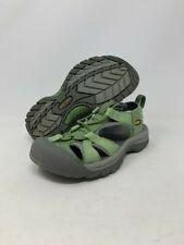 KEEN Women's Venice H2 Sandal, Jade Green/Neutral Grey, 5.5 B(M) US