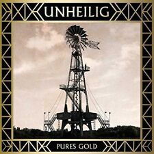 Best Of 2: Pures Gold - Unheilig (2017, CD NEUF)