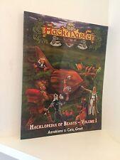 Hackmaster Hacklopedia of Beasts volume I (1), RPG