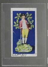1926 Carreras Old Staffordshire Figures Tobacco Base 1 Earth Non-Sports Card 2h8