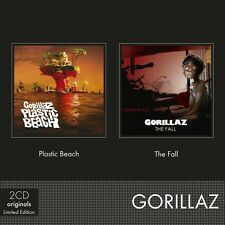 GORILLAZ - PLASTIC BEACH/THE FALL 2 CD NEU