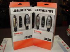 4 frecce indicatori direzione  led blinker plus originali Yamaha MT 07 09 TRACER