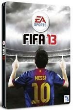 Ps3 Juego-FIFA 13 juego-Ultimate Steelbook Edition de/en con embalaje original/steelbook