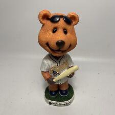 RARE Schaumburg Flyers Mascot Bearon Bobblehead Minor League Baseball Team 2002
