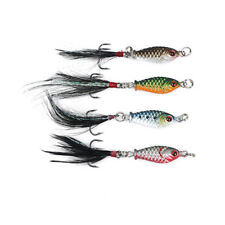 New 4pcs Fishing Lure Crank Bait Trout Tackle Fishing Tackle Bionic Bait Outdoor