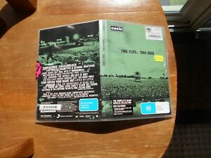 Oasis Time Flies... 1994-2009 DVD Australia 2010 All Regions HITS EXCELLENT COND