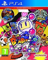 Super Bomberman R Shiny Edition Sony PS4 Playstation 4 **BRAND NEW & SEALED!!**