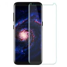 Samsung Galaxy S8 Tempered Glass[CASE FRIENDLY]4D Full Coverage Screen Protector