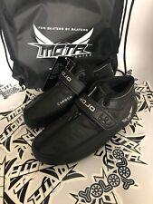 New Mota Mojo Carbon Quad Roller Skate / Roller Derby Boots Size Us 5