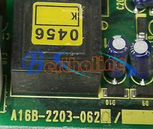 ONE USED FANUC A16B-2203-0620