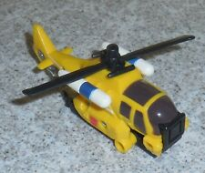 Transformers Powercore Skyburst's HELICOPTER DRONE PCC Figure Lot