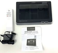 308-1414B La Crosse Technology Wireless Color Weather Station with TX141TH-BV2