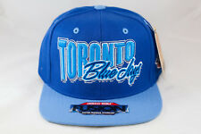 MLB Toronto Blue Jays Wool Blend Snapback With Oversized Logo by American Needle