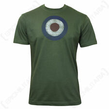 Army Cotton Short Sleeve T-Shirts for Men