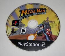 Mega Man Anniversary Collection (Sony PlayStation 2, 2004) ps2