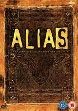 Alias The Complete Collection DVD Set Limited Edition Gold Series Irina T1