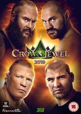 WWE Crown JEWEL 2019 - DVD Region 2