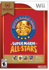Super Mario All Stars (Select) WII New Nintendo Wii, Nintendo Wii