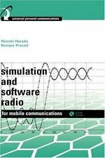 Universal Personal Communications Ser.: Simulation and Software Radio for...