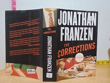 The Corrections by Jonathan Franzen (2001, Hardcover) 1st/4th