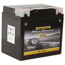 INTACT Puissance de vélo gel53030 Batterie de Moto 12V / 30AH 53030/C60-N30L-A