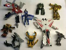 Lot of 9 Transformers For parts or Repair