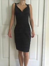 CACHE Dress size 2 Black